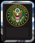 US Army Seal Military Hero Plaque Acrylic Plaques