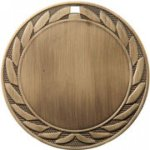 FE Series Medals -Wreath 2 Insert Holder Activity Insert Medal Awards