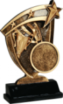 Broadcast Resin -Insert Holder  Broadcast Resin Trophy Awards