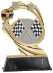 Racing Cosmic Resin Trophy Cosmic Resin Trophy Awards