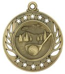 Galaxy Medal -Golf  Galaxy Medal Awards