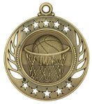 Galaxy Medal -Basketball Galaxy Medal Awards