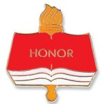 Honor Lapel Pin Lapel Pins