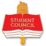 Student Council Lapel Pin Lapel Pins
