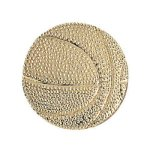 Basketball Chenille Pin Lapel Pins