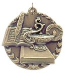 Millennium Medal -Lamp of Knowledge Millennium Medallion Awards