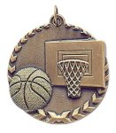 Millennium Medal -Basketball  Millennium Medallion Awards
