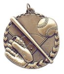 Millennium Medal -Baseball or Softball Millennium Medallion Awards