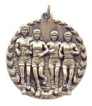 Millennium Medal -Cross Country  Millennium Medallion Awards