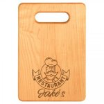 Solid Maple Rectangle Cutting Board Misc. Gift Awards