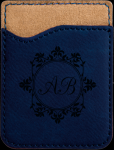 Leatherette Phone Wallet -Blue Misc. Gift Awards