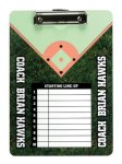 Double Sided Dry Erase Flat Clip Clipboard Misc. Gift Awards