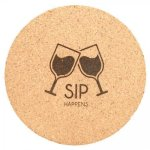Coaster Set -Cork Misc. Gift Awards