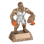 Monster Resin Award - Basketball Monster Resin Trophy Award