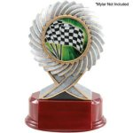 Motion Resin -2 Insert Holder Multi-Activity Mylar Resin Trophy Awards