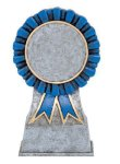 Color Ribbon Resin -Mylar Holder Multi-Activity Mylar Resin Trophy Awards