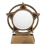 Orbit Resin Awards -Volleyball Orbit Resin Trophy Awards