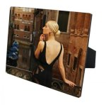 Hardboard Photo Panel wth Easel Photo Gift Items