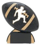 Shadow Sport Award -Football Shadow Sport Resin Trophy Awards