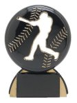 Shadow Sport Award -Baseball Shadow Sport Resin Trophy Awards