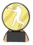 Shadow Sport Award Softball Shadow Sport Resin Trophy Awards