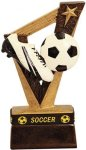 Trophy Band Resin -Soccer Sports Band Resin Trophy Awards