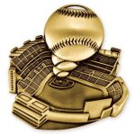 Stadium Medal -Baseball  Stadium Series Medal Awards