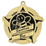 Super Star Medal -Spelling Bee Super Star Medal Awards