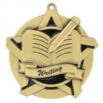 Super Star Medal -Writing Super Star Medal Awards
