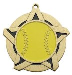 Super Star Medal -Softball Super Star Medal Awards