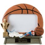 Photo Frame -Basketball Team Photo Frame Resin Trophy Awards