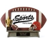 Photo Frame -Football Team Photo Frame Resin Trophy Awards