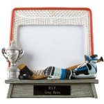 Photo Frame -Hockey Team Photo Frame Resin Trophy Awards