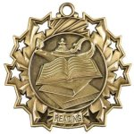 Ten Star Medal -Reading  Ten Star Medal Awards