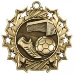 Ten Star Medal -Soccer  Ten Star Medal Awards