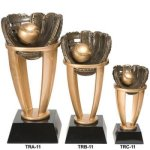 Tower Resins Awards -Baseball  Tower Resin Trophy Awards