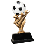 Tri Star Resin -Soccer  Tri-Star Resin Trophy Awards