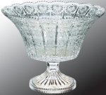 Royal Glass Bowl Vases